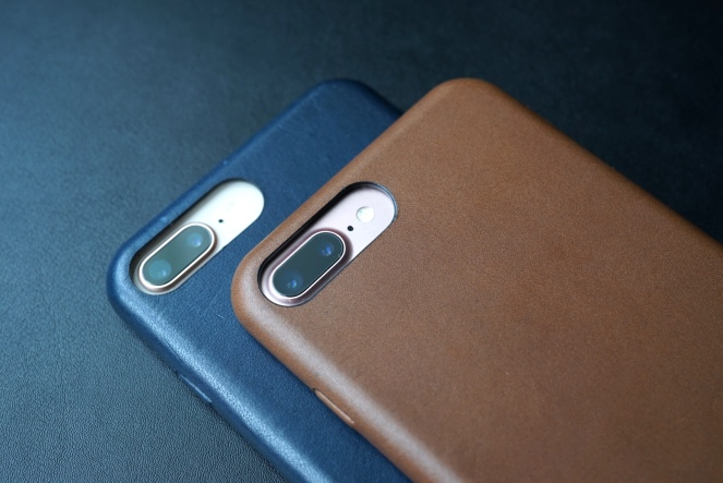 online retailer 71c21 be294 Review: Nomad iPhone 8 Leather Cases – Superphen's Tech Blog