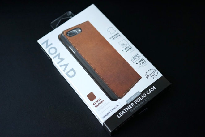 Nomad iPhone 8 Case 30