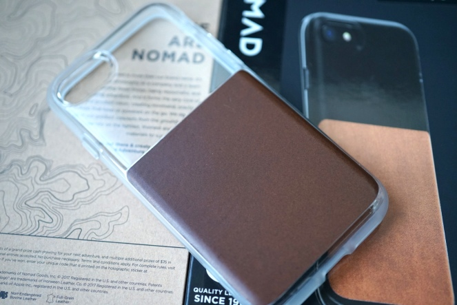Nomad iPhone 8 Case 34