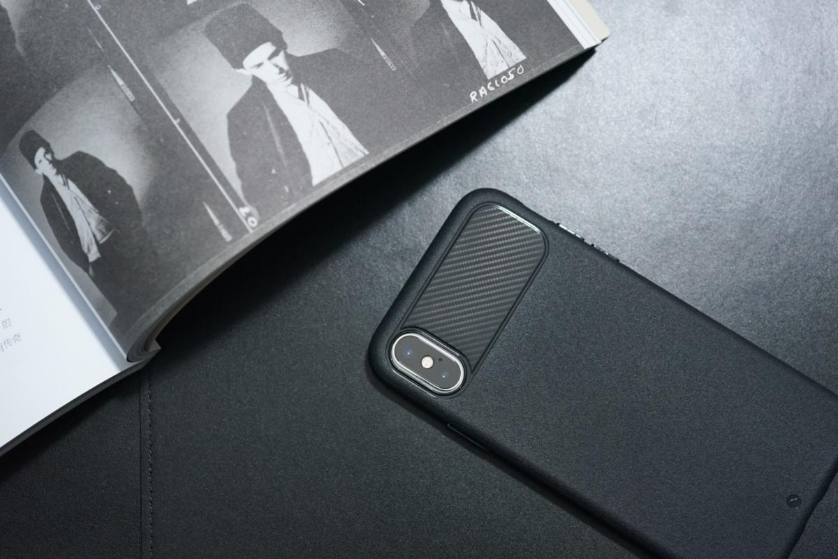 Follow Up Review Caudabe Iphone X Cases Superphens Tech Blog Spigen Case Classic One Aluminium Original Gray