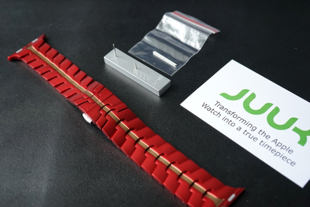 JUUK Vitero Apple Watch Band 01
