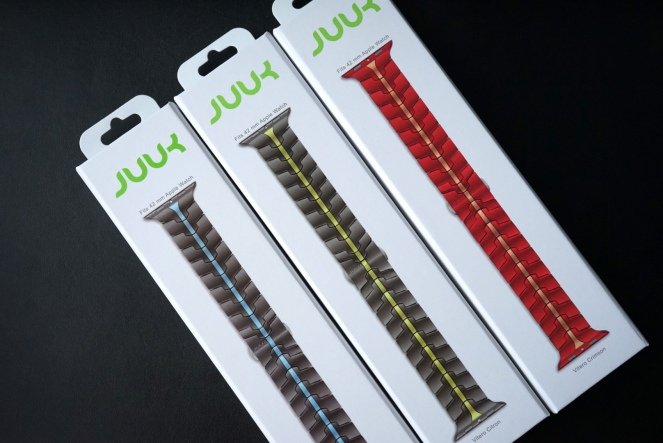 JUUK Vitero Apple Watch Band 06