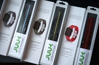 JUUK Vitero Apple Watch Band 07
