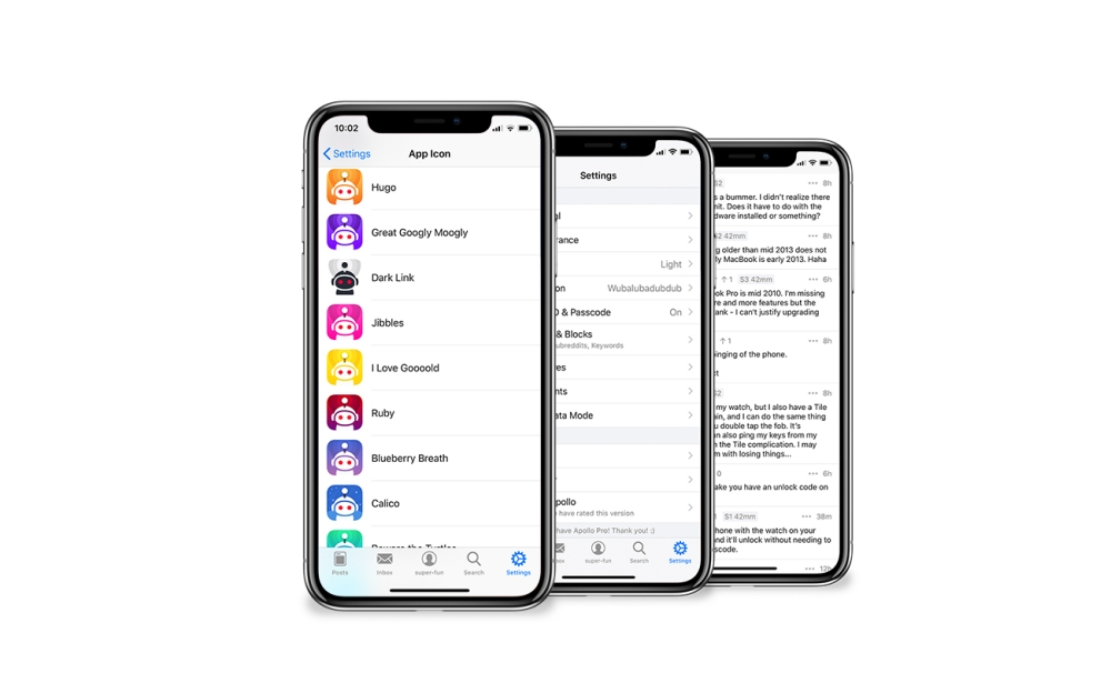 Top 5 Third-Party Reddit Apps for iPhone X – Superphen's Tech Blog