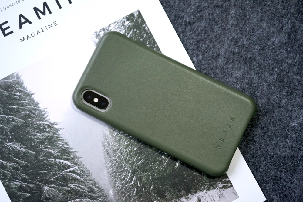 Mujjo Full Leather Case 06
