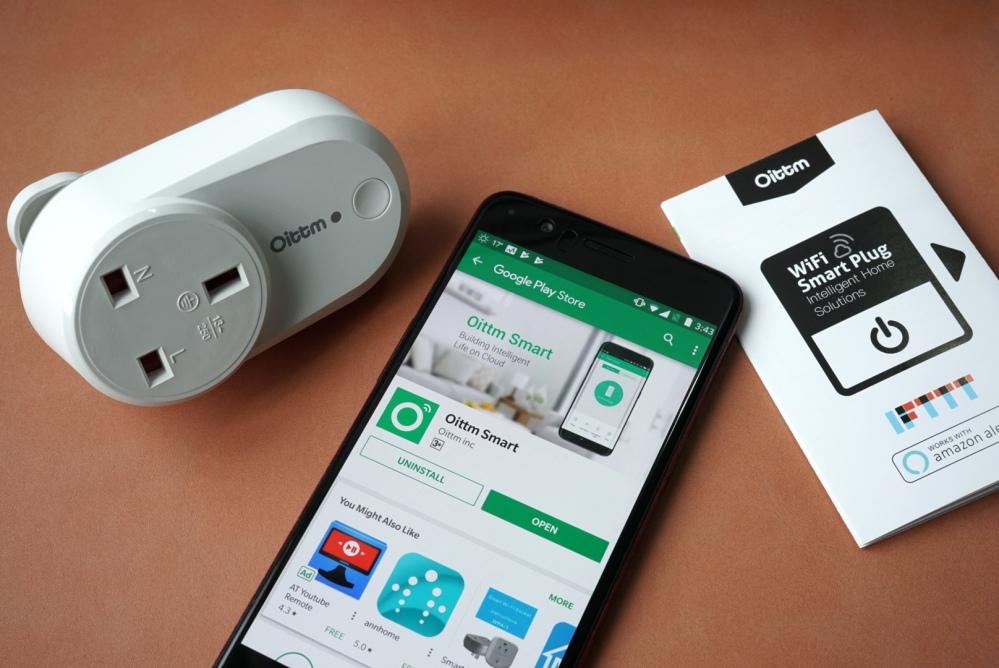 Oittm Wifi Smart Plug 06
