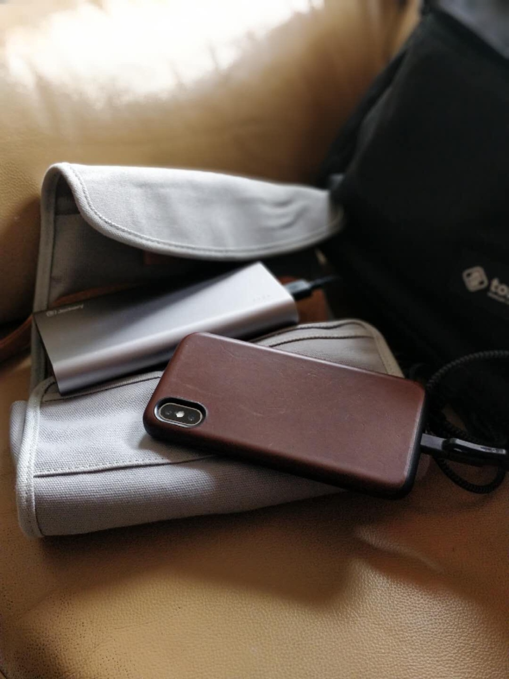 buy popular c94bd 3e497 Review: Nomad iPhone X Cases – Superphen's Tech Blog